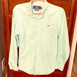 Vineyard Vines Men's Whale Shirt